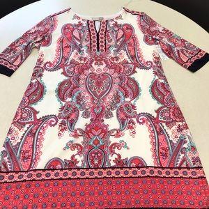 Dress Barn signature collection summer dress